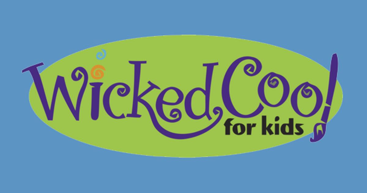 Wicked Cool For School Logo