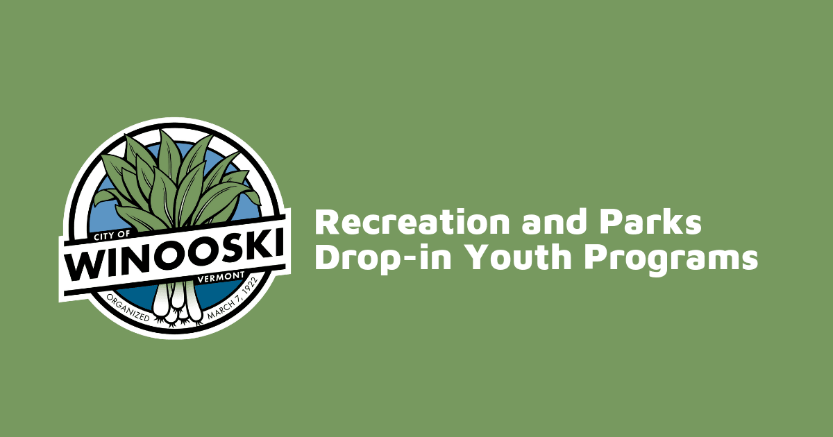 Drop-in Programs