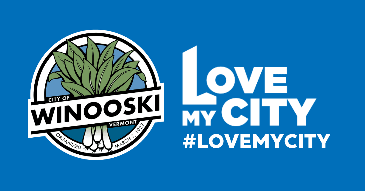 Love My City Campaign Logo