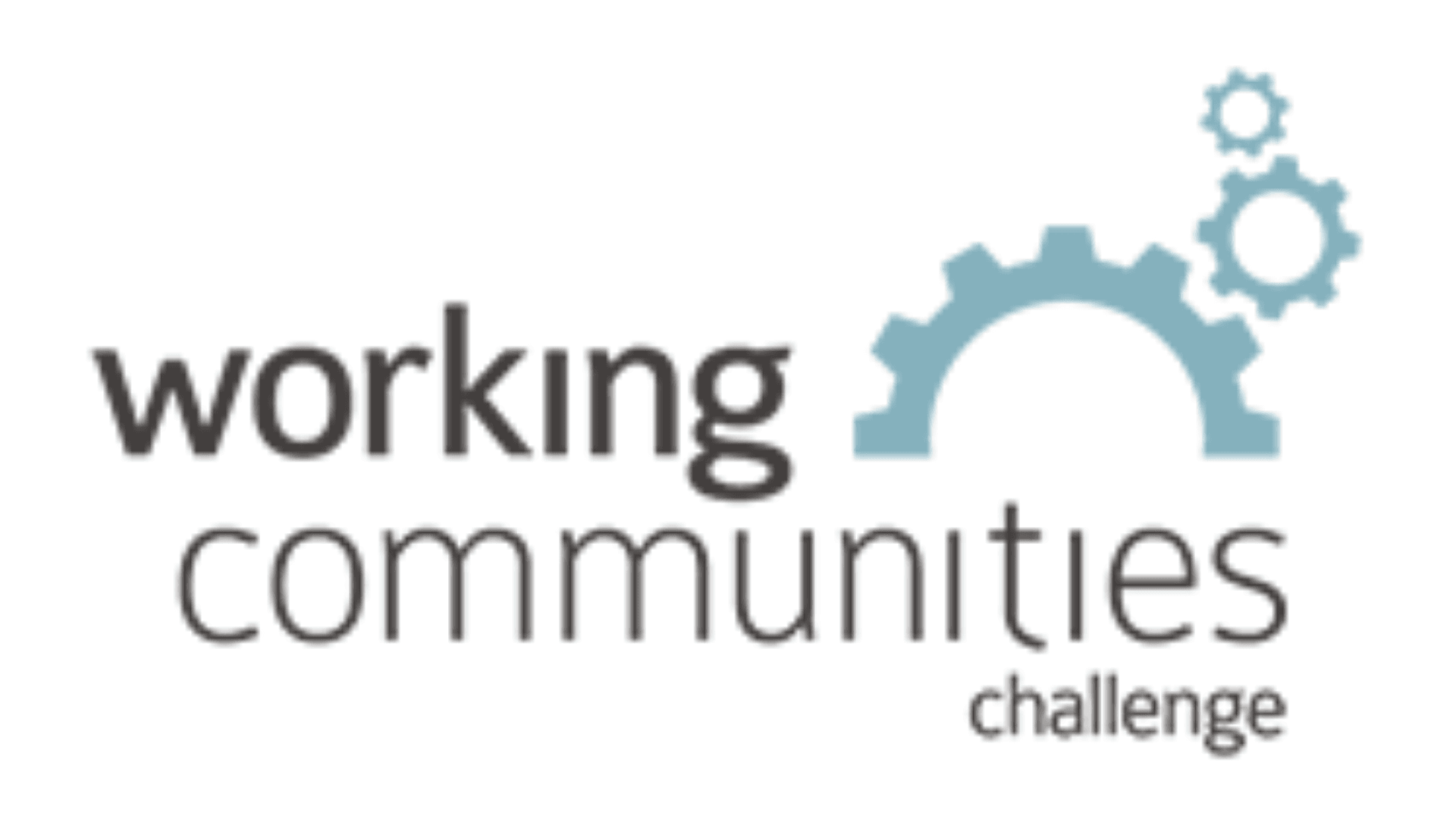Working Community Challenge Grant