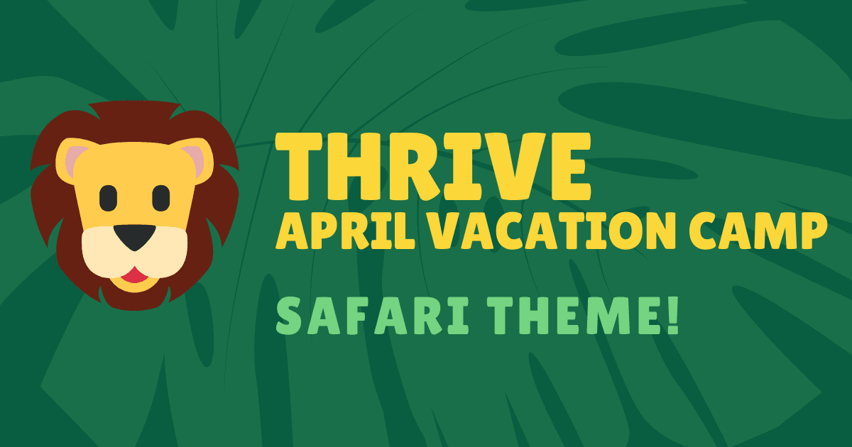 Thrive April